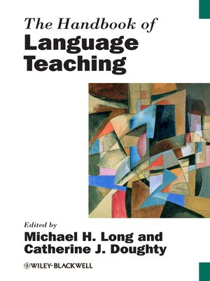 cover image of The Handbook of Language Teaching