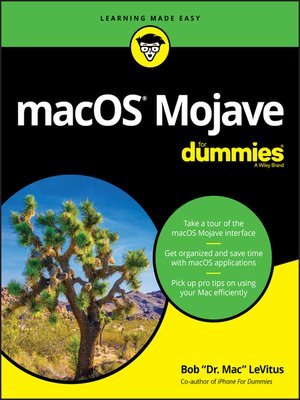 cover image of macOS Mojave For Dummies