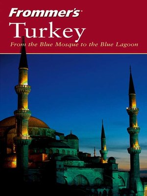 cover image of Frommer'sTurkey