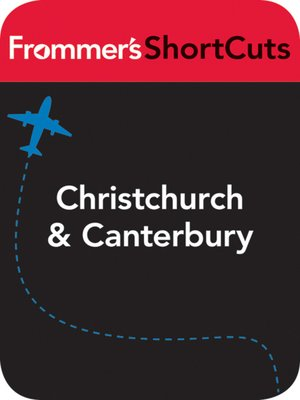 cover image of Christ Church and Canterbury, New Zealand