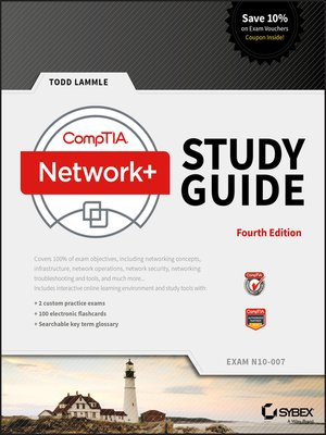 cover image of CompTIA Network+ Study Guide