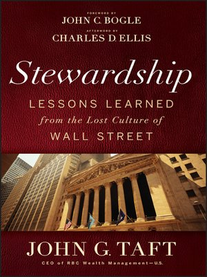 cover image of Stewardship