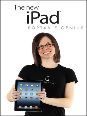 cover image of The new iPad Portable Genius