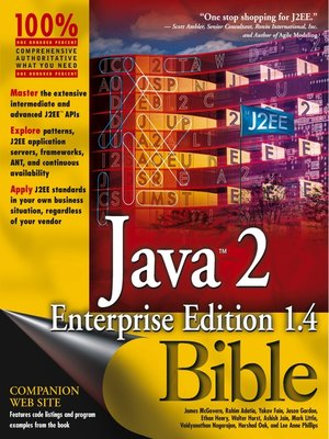 Java Web Services Architecture By James Mcgovern Pdf