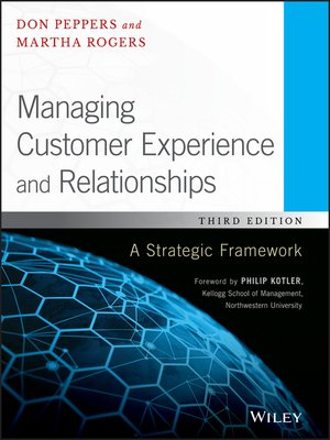 cover image of Managing Customer Experience and Relationships