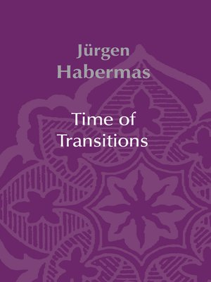 cover image of Time of Transitions