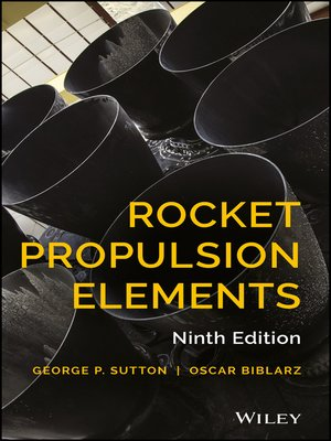 cover image of Rocket Propulsion Elements