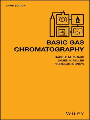 cover image of Basic Gas Chromatography