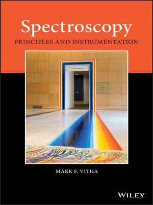 cover image of Spectroscopy