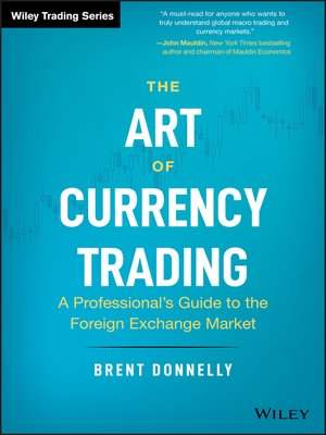 cover image of The Art of Currency Trading