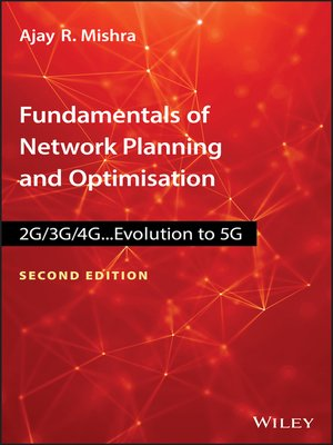 cover image of Fundamentals of Network Planning and Optimisation 2G/3G/4G