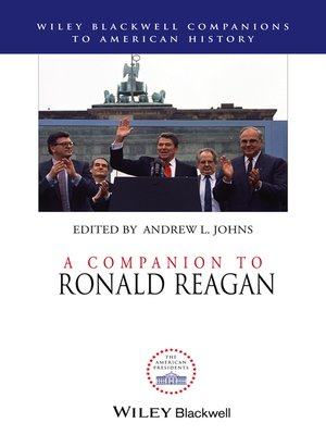 cover image of A Companion to Ronald Reagan