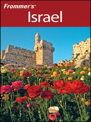cover image of Frommer's Israel