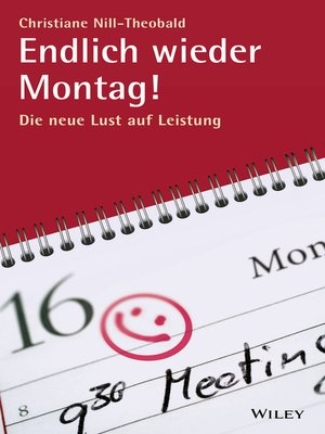 cover image of Endlich wieder Montag!