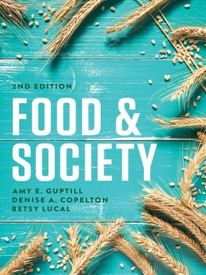 cover image of Food and Society