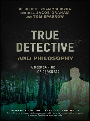 cover image of True Detective and Philosophy