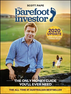 cover image of The Barefoot Investor