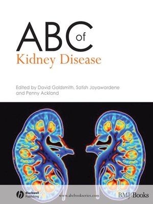 cover image of ABC of Kidney Disease