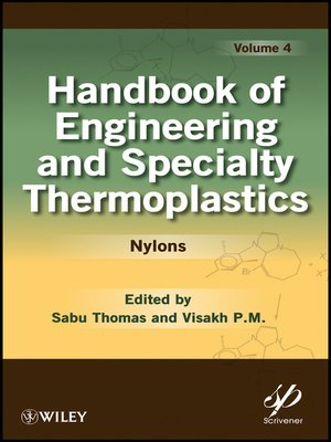 cover image of Handbook of Engineering and Specialty Thermoplastics, Nylons