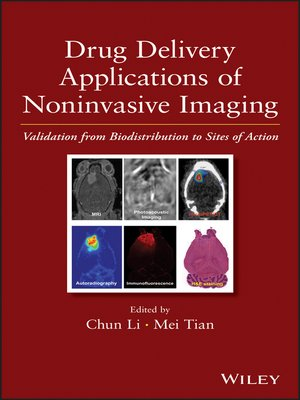 cover image of Drug Delivery Applications of Noninvasive Imaging