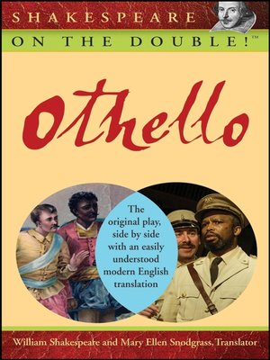 cover image of Shakespeare on the Double! Othello