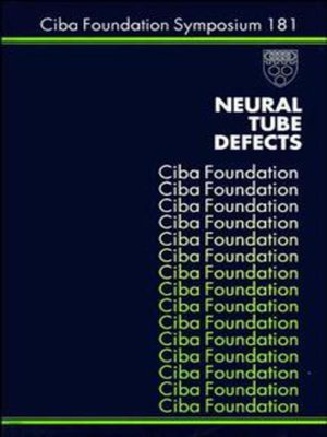 cover image of Neural Tube Defects