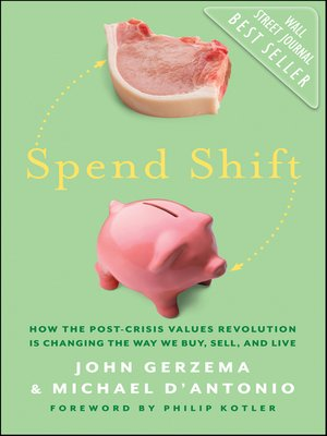 cover image of Spend Shift