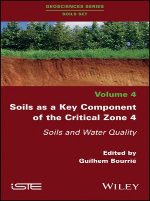 cover image of Soils as a Key Component of the Critical Zone 4