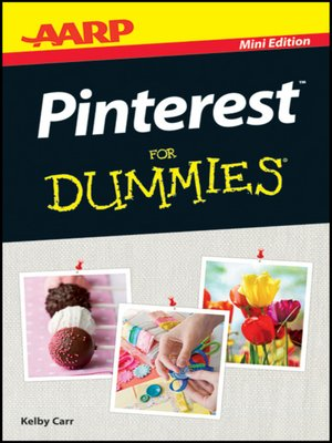 cover image of AARP Pinterest For Dummies