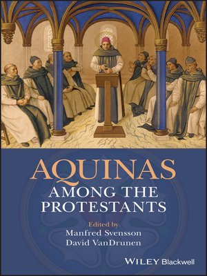 cover image of Aquinas Among the Protestants