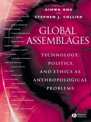 cover image of Global Assemblages