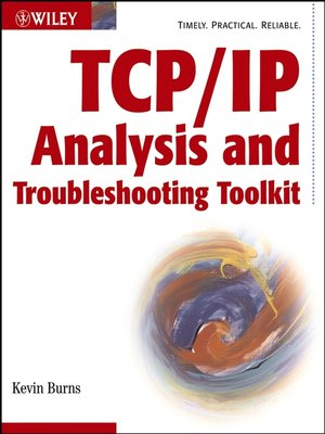 cover image of TCP/IP Analysis and Troubleshooting Toolkit
