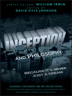cover image of Inception and Philosophy