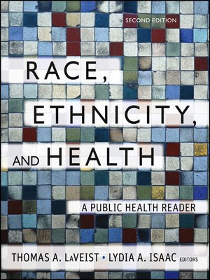 cover image of Race, Ethnicity, and Health