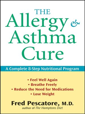 cover image of The Allergy and Asthma Cure