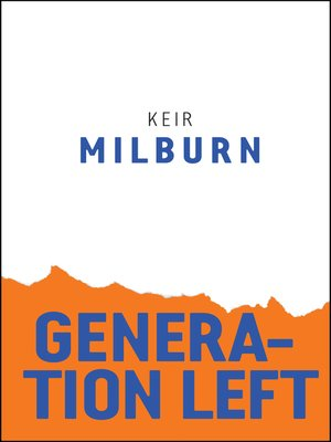 cover image of Generation Left