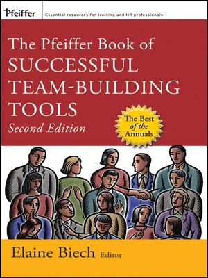 cover image of The Pfeiffer Book of Successful Team-Building Tools