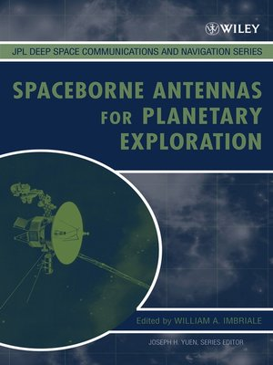 cover image of Spaceborne Antennas for Planetary Exploration
