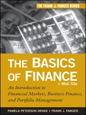 cover image of The Basics of Finance