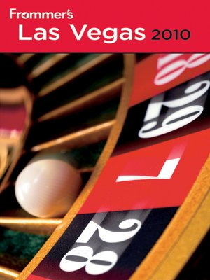 cover image of Frommer's Las Vegas 2010