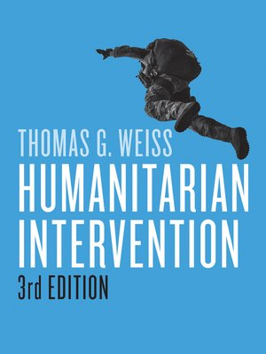 cover image of Humanitarian Intervention