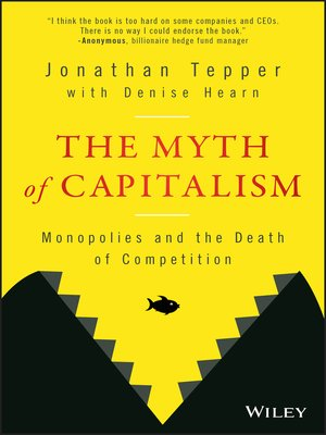cover image of The Myth of Capitalism