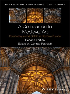 cover image of A Companion to Medieval Art