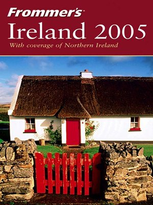 cover image of Frommer's Ireland 2005