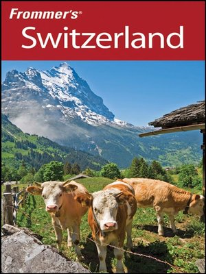cover image of Frommer's Switzerland