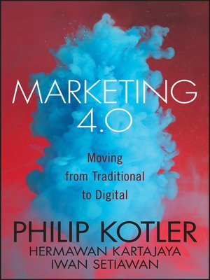 cover image of Marketing 4.0