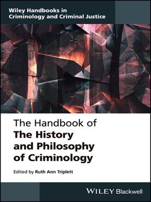 cover image of The Handbook of the History and Philosophy of Criminology