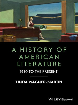 cover image of A History of American Literature