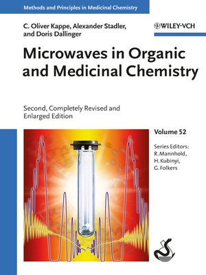 cover image of Microwaves in Organic and Medicinal Chemistry, Volume 52
