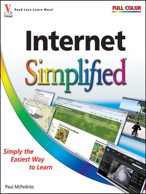 cover image of Internet Simplified